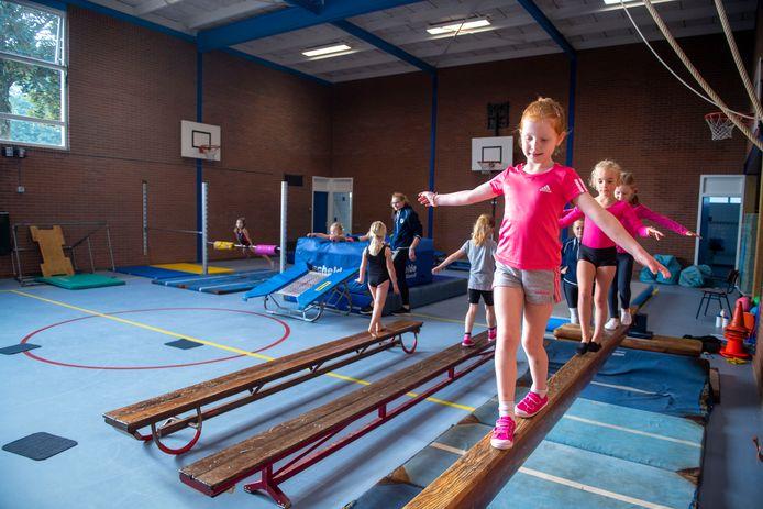 HGV moet voor zo'n vijftig kinderen uit de Hasseler Es een andere plek vinden. De gymzaal aan de Cruys Voorberghstraat bleek ineens leeggehaald te zijn. De eigen spullen die de vereniging zo lang gebruikt, moeten ook weg omdat ze niet gekeurd zijn.
