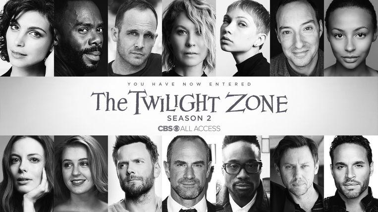 'The Twilight Zone' Beeld cbs