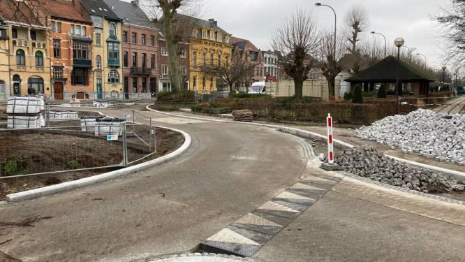 Werken Stationsplein gaan volgende week nieuwe fase in: verkeer uit Uebergdreef moet omleiding volgen