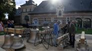 Bekroning voor project Vredesbeiaard in Abdij van Park