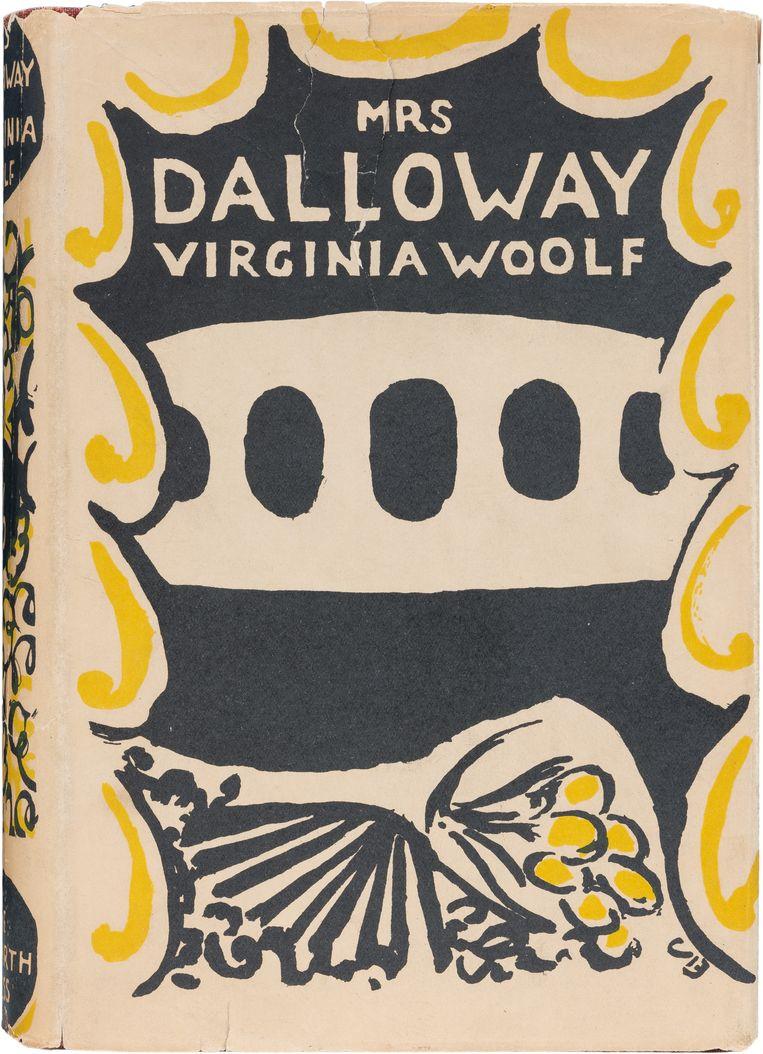 Ontwerp Vanessa Bell. Hogart Press, 1925. Beeld Hogart Press / Random House
