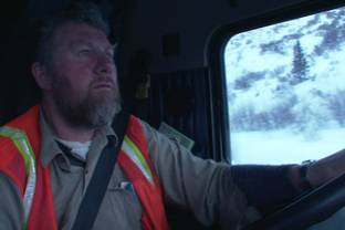 Zware Jongens - Ice Road Truckers