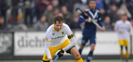 Brabantse derby tegen HC Tilburg prooi voor HC Den Bosch
