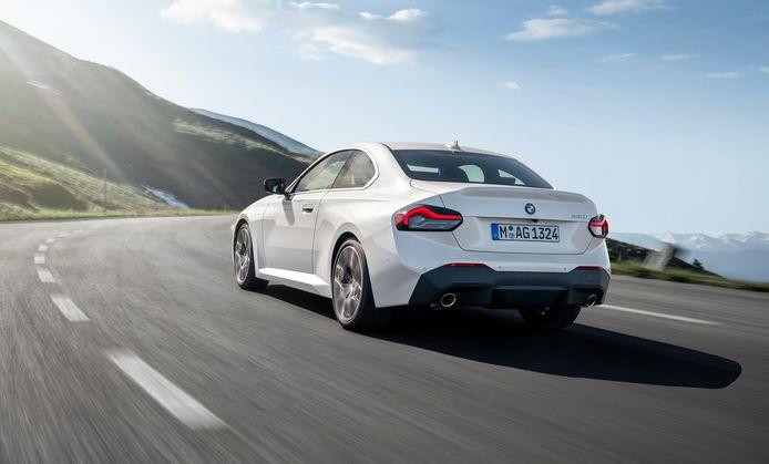 De nieuwe BMW 2-Serie Coupé