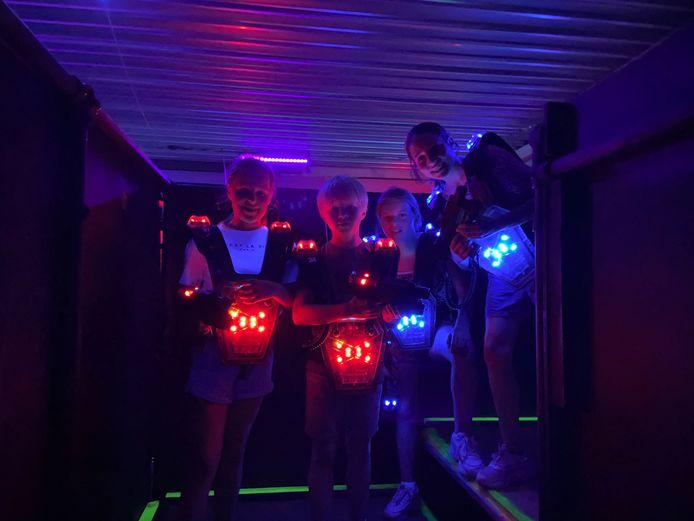 Opnieuw lasershooten in Sint-Job-in-'t-Goor