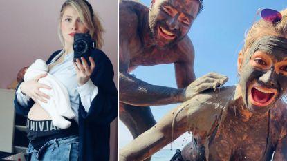 SHOWBITS. 'Real talk' met Véronique Leysen en Kobe Ilsen rolt door de modder met zijn vriendin