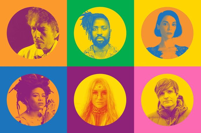 De artiesten die meewerken aan het 'Universal Love'-project zijn Bob Dylan, Kele Okereke, St. Vincent, Valerie June, Kesha en Ben Gibbard.