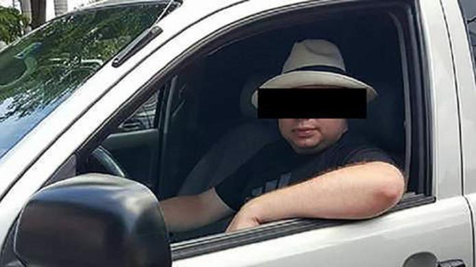 Politiemol Mark M.