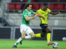 Jop van der Avert vertrok zelf bij Willem II: 'Op mijn leeftijd moet ik spelen, dat kan bij FC Dordrecht'