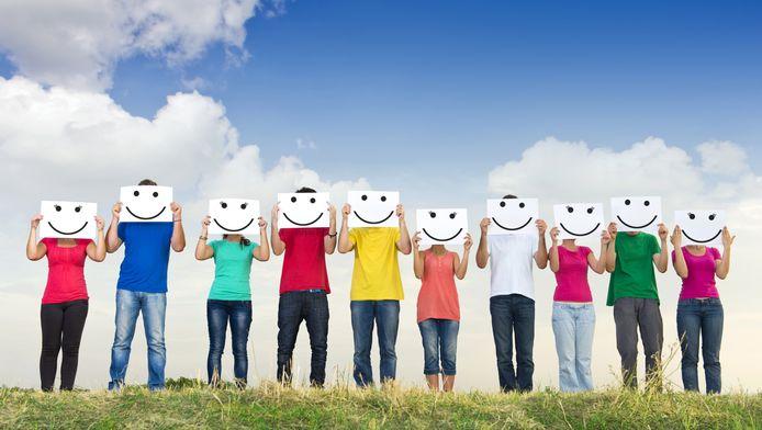 Het personeel van de noodlijdende sociale werkplaats Werkse is naar een positiviteitscursus gestuurd.Foto ter illustratie.