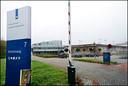 De voormalige gevangenis De Grittenborgh in Hoogeveen werd omgebouwd tot azc.