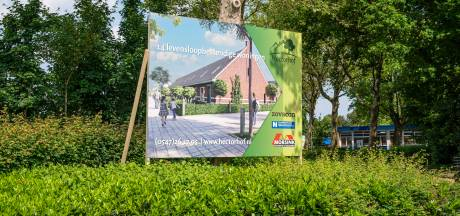 14 woningen op voormalige voetbalvelden SV Hector in Goor
