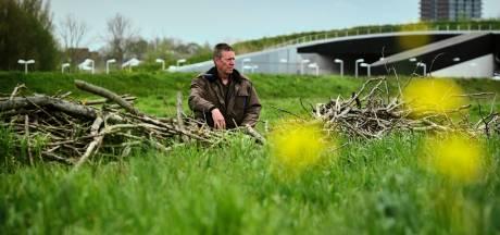 Boswachter jaagt op hazen in Midden-Delfland: 'Ik oogst slechts van de overvloed die de natuur ons geeft'