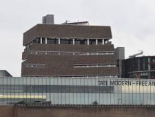 Frans jongetje dat van museum Londen werd geduwd brak zijn benen, arm en ruggengraat