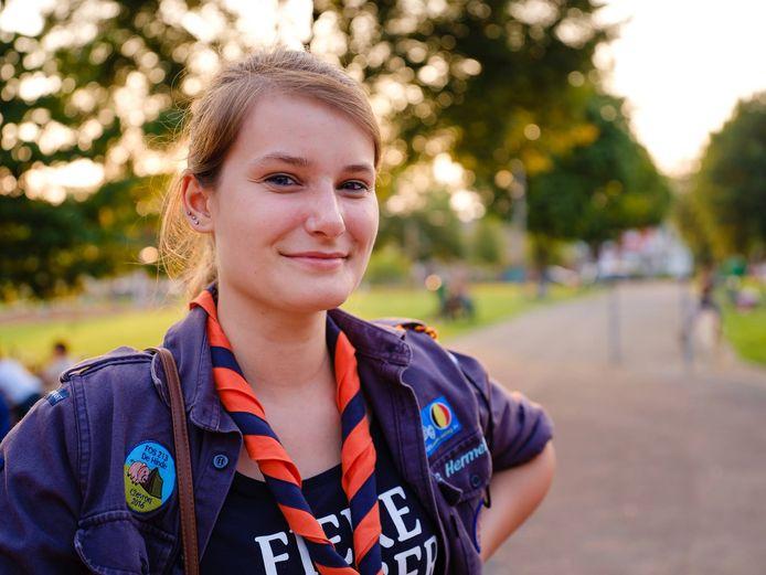 Nicky is al jaren een geëngageerd lid van de jeugdbeweging FOS.
