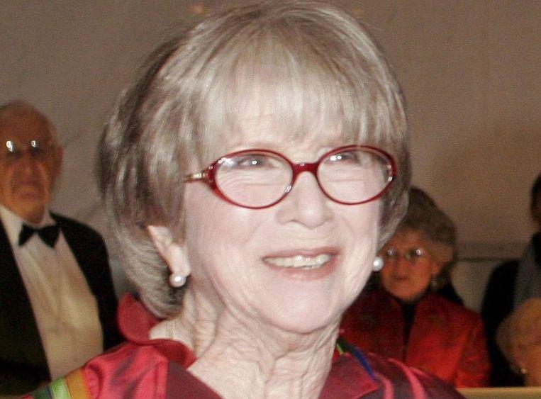 Julie Harris in 2005. Beeld epa