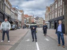Steel je in Zwolle iets bij één winkel, dan kom je straks bijna geen zaak meer in dankzij dievendatabank