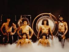 Nederlands-Molukse popgroep Massada in tv-programma Andere Tijden