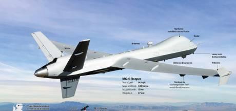 Dit zijn de vier superdrones die het Nederlandse leger heeft gekocht