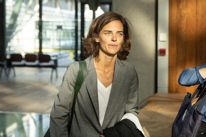 Eline Tritsmans, advocate van Jan Fabre.