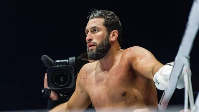 """Kickbokser Ben Saddik straks weer oog in oog met rivaal Verhoeven na bizar jaar: """"Wat Rico zegt doet me echt niks"""""""