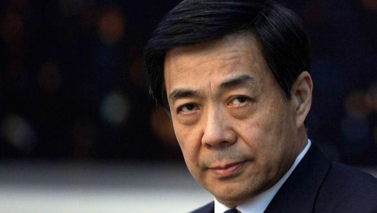 Bo Xilai in 2010. Beeld REUTERS