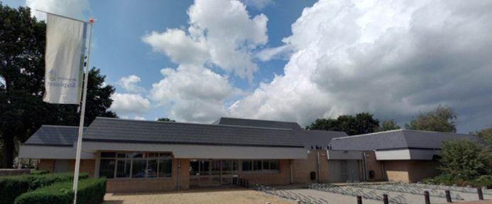 De sporthal in Staphorst is vanaf zaterdag coronatestlocatie