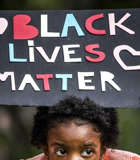 Black Lives Matter-demonstratie in Ede: 50 kilometer per uur op provinciale weg N224