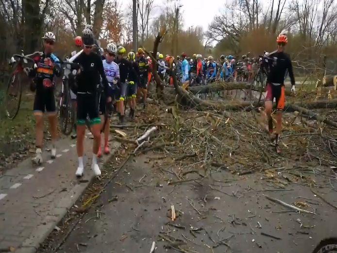 In 2019 werd Brussel-Zepperen stopgezet omwille van het stormweer.