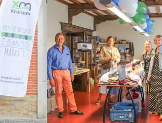 OCMW Kruisem opent pop-upwinkel voor gezinnen die het moeilijk hebben