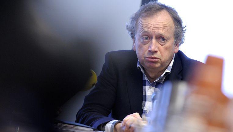 Henk Bleker Beeld ANP