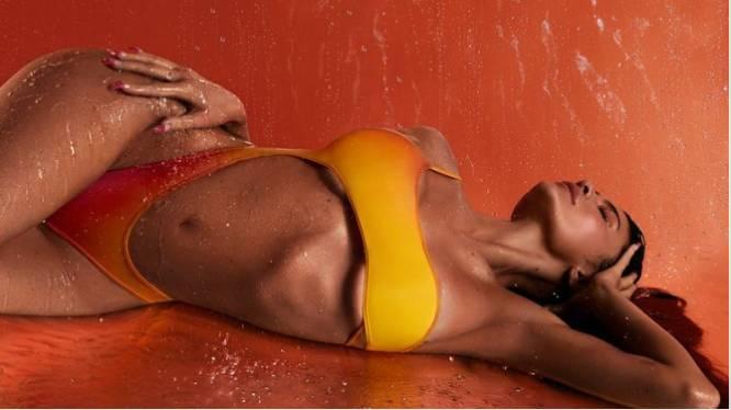 Kleurrijk, sexy én met aandacht voor alle lichamen. Kylie Jenner lanceert eigen swimwear collectie