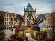 Efteling-show Raveleijn na drie maanden weer open, technisch probleem in vijfkoppige draak verholpen