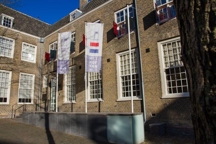 Het Hof van Nederland in Dordrecht.