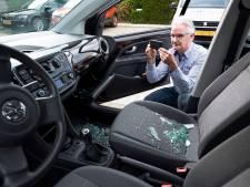 Autokrakers azen op navigatiesystemen in Woerden: 'Het is hondsbrutaal. Wie maakt hier een einde aan?'