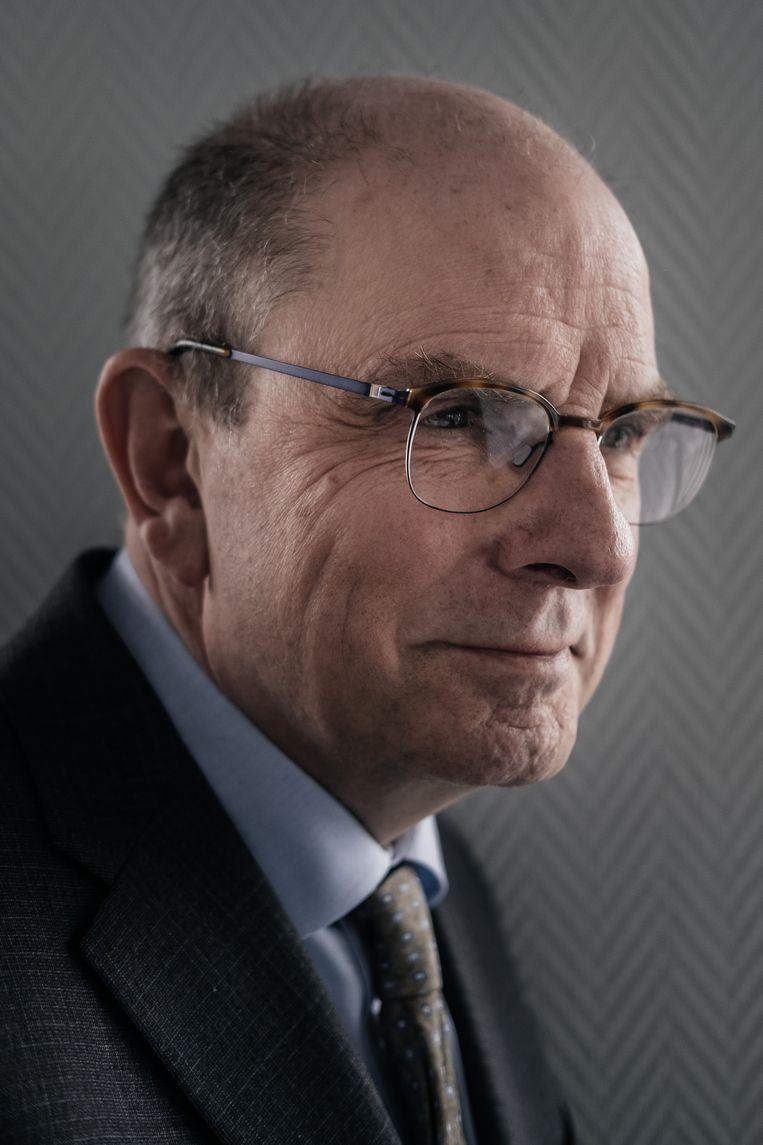 Koen Geens (CD&V) Minsiter van Justitie. Beeld Wouter Van Vooren