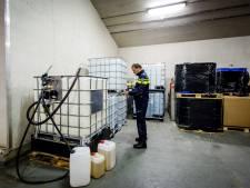 Frans L. en Peter B. moeten samen tonnen betalen aan de staat na illegale chemicaliënhandel in Maren-Kessel