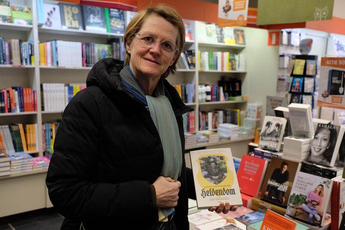 Gretel Van den Broek voelde de drang om iets te doen omtrent het oorlogsverleden van haar grootvader, verzetsheld Staf Van Boeckel.