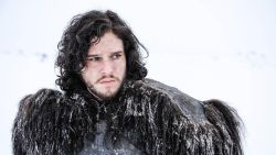 Kit Harington kent het einde van Game of Thrones, en dit was zijn reactie