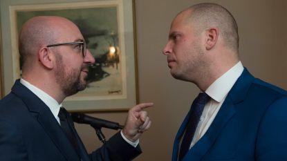 Premier Michel eist tegen vrijdag concrete voorstellen van Francken over aanpak transmigranten