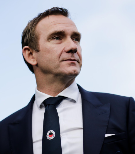 Excelsior-directeur Ferry de Haan ziet nog genoeg uitdagingen: 'Direct promoveren is de doelstelling'