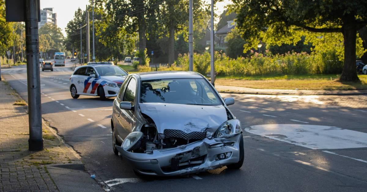 Twijfelachtige eer voor Arnhem: meeste ongelukken van Gelderland.