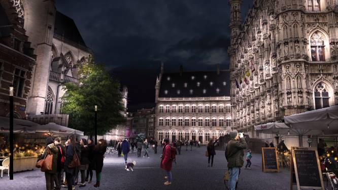 """Historisch stadhuis krijgt deze zomer ledverlichting: """"Het hart van de stad krijgt de uitstraling die ze verdient"""""""