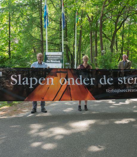 Oisterwijk verwelkomt toeristen alweer: 'Perspectief voor vakantieparken'