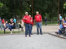 Jeu-de-boulesvereniging De NijeBoulers viert 25-jarig jubileum