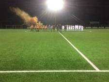 Kruisland medekoploper na derbyzege tegen Roosendaal
