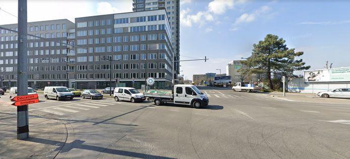 Un accident de la circulation a eu lieu vendredi soir à Anderlecht.