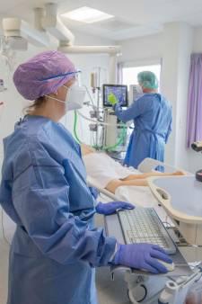Covid terug in ziekenhuizen, maar zorg gaat gewoon door