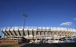 Free State Stadium à Bloemfontein.