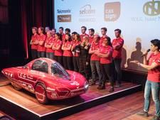 UT gaat met nieuwe waterstofauto voor winst tijdens Eco-Marathon Londen